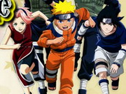 Magic Puzzle - Naruto