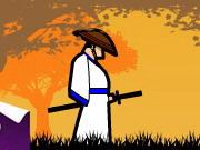 Straw Hat Samurai - Straw Hat Samurai Flash Game