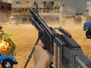 لعبة منطقة حرب