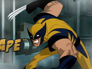 Xmen Wolverine Escape)
