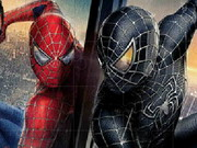 Spiderman Jigsaw Puzzle)