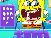 Spongebob Tooth Decoration