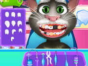Talking Tom Tooth Decoration