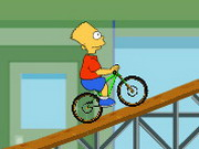 The Simpsons Bmx
