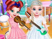 Lovely Princesses Music Class