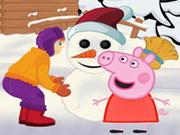 Peppa Pig Winter Childhood