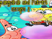 Spongebob And Patrick Escape 2